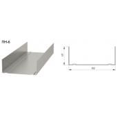 Профиль ПН-6 100х40 Стандарт 0,5мм L=3,00