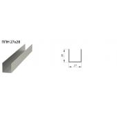 Профиль ППН 27х28 Стандарт 0,5мм L=3,00