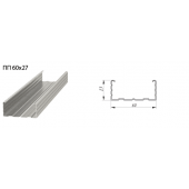 Профиль ПП 60х27 Стандарт 0,5мм L=3,00