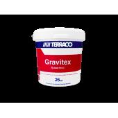 Терракоат гравитекс роллер белый 25кг